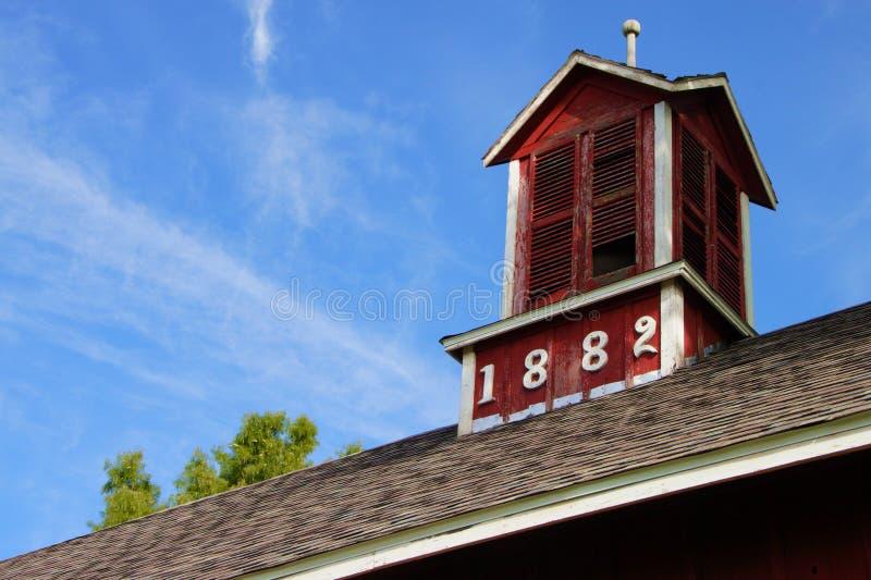 2 stodole 1882 fotografia stock