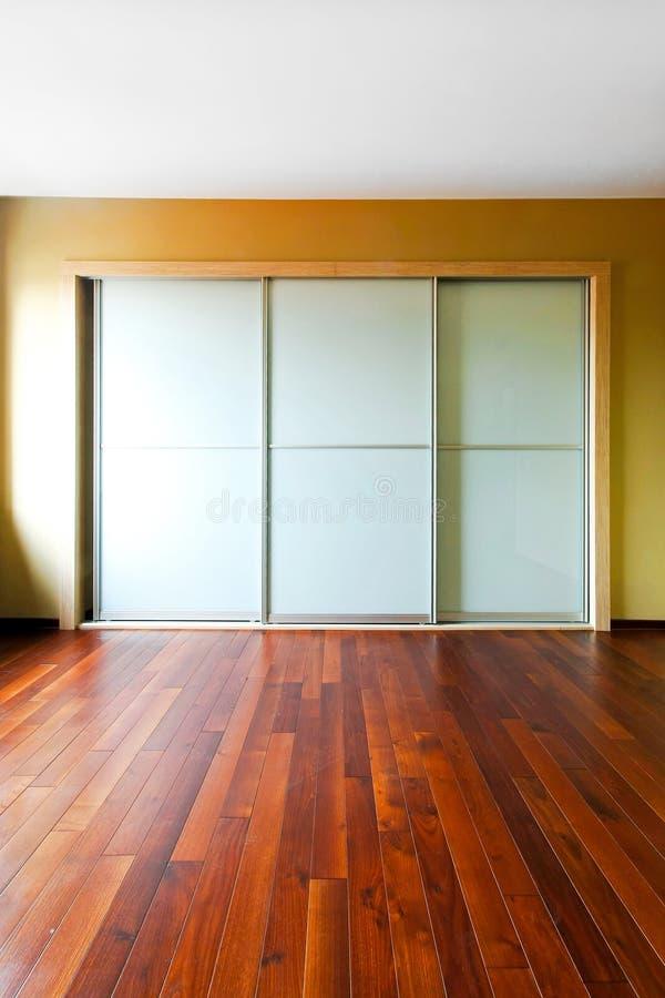 2 szaf szkło zdjęcie stock