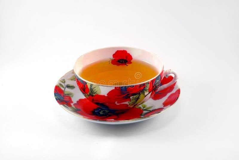 2 tazas de té foto de archivo