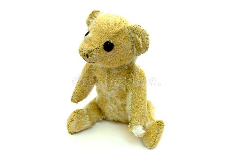 2 teddybear 库存图片