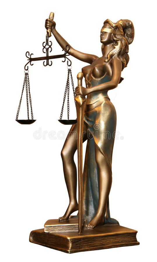 2 themis αγαλμάτων δικαιοσύνης &t στοκ εικόνα με δικαίωμα ελεύθερης χρήσης