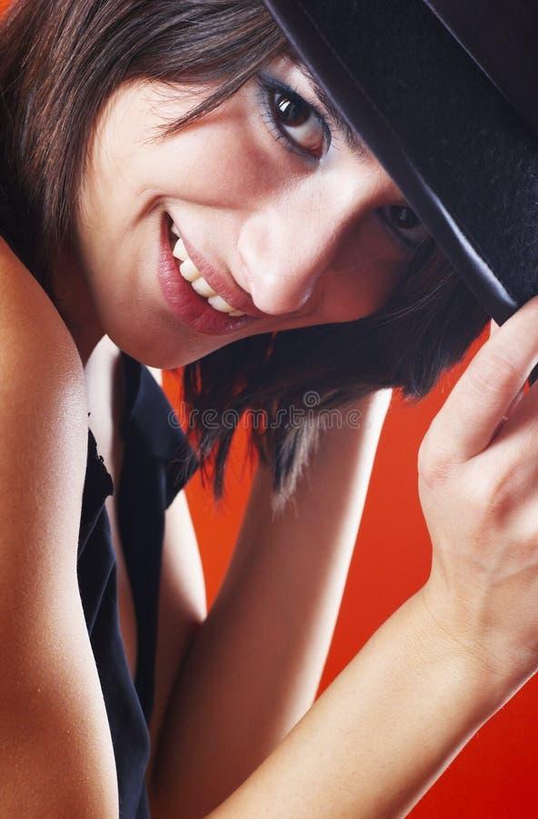 2 tip hat obraz royalty free