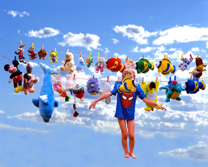 Download 2 toys arkivfoto. Bild av micky, husdjur, fiskar, färger - 997862