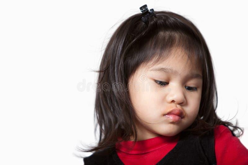 2 uroczych ślicznych dziewczyny starych berbecia rok zdjęcia stock