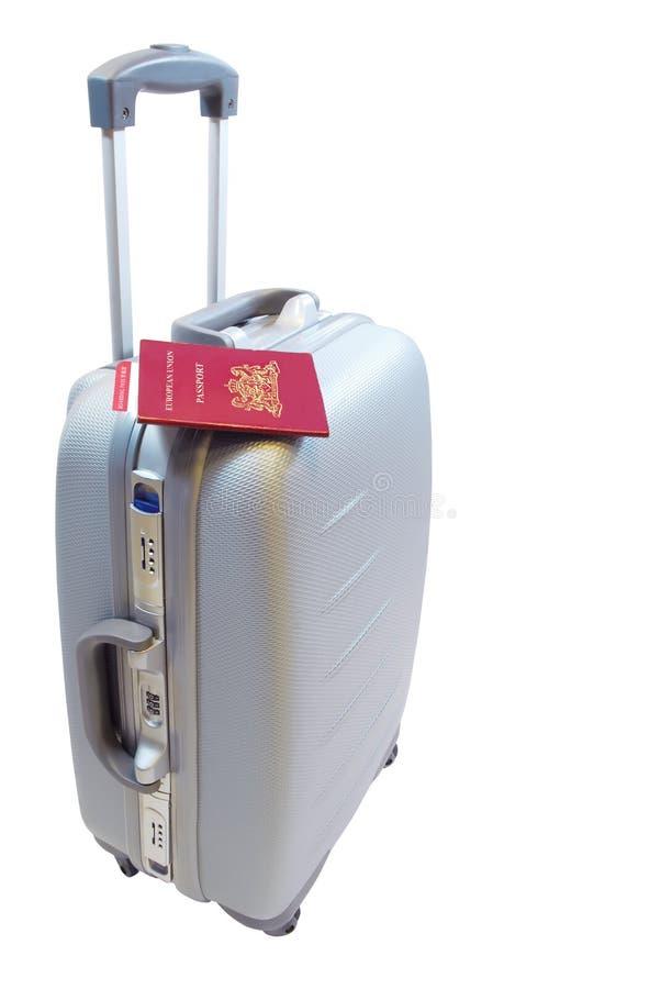 2 walizka zdjęcie royalty free