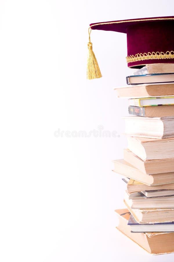2 wpr książek obrazy stock