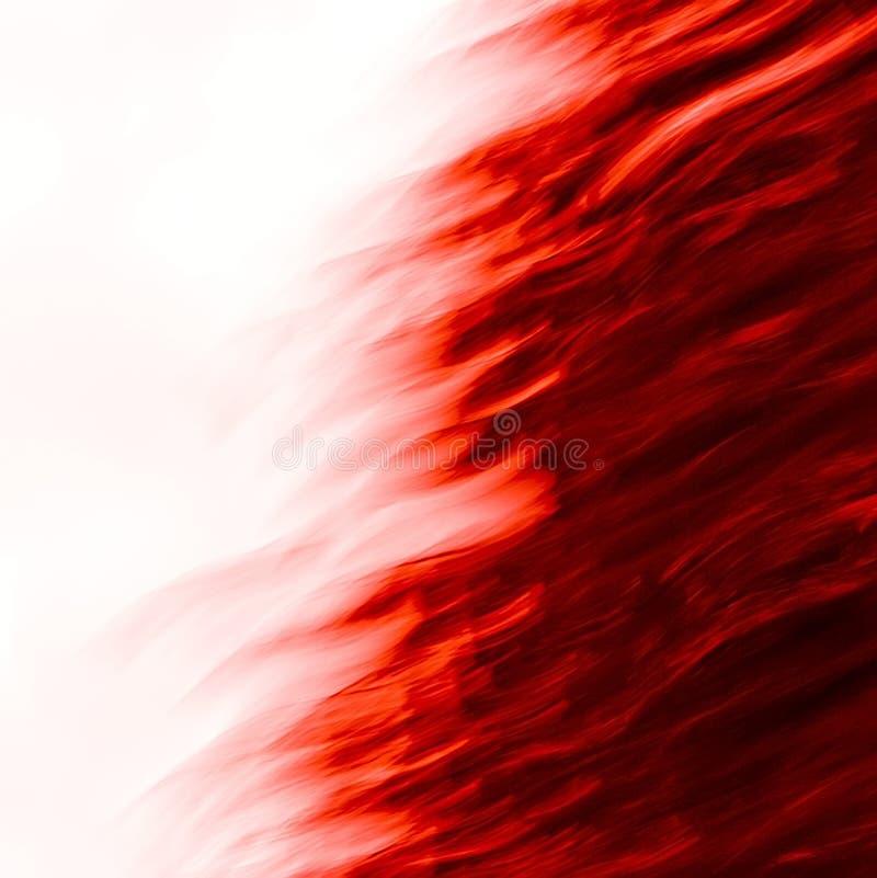 2 wybuchów czerwony zdjęcie royalty free