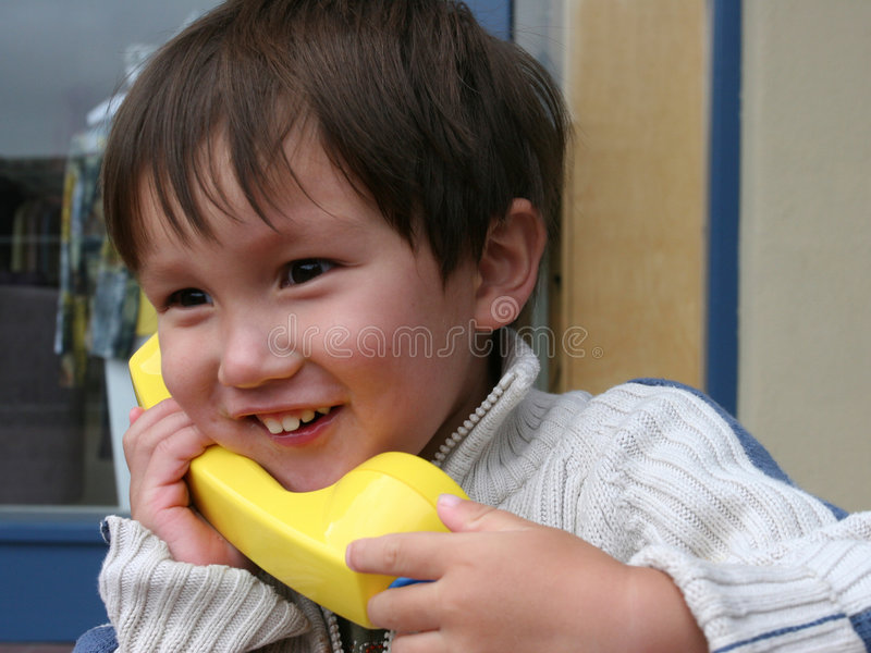 Download 2 Years Old Calling Royalty Free Stock Photo - Image: 2296675