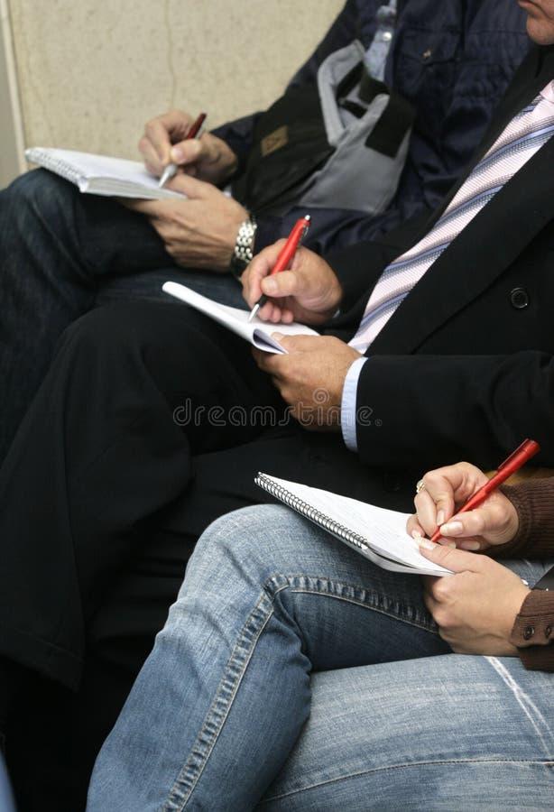 20会议 免版税库存照片