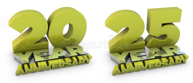 20 25 rocznic rok ilustracji