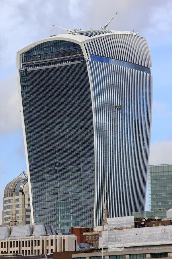 Free 20 Fenchurch Street   Walkie-Talkie  Building - London Stock Photo - 59289590