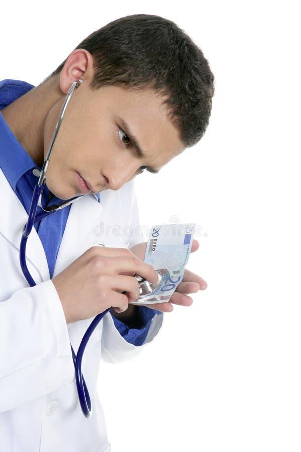 20 opieki doktorskich euro zdrowie nutowy zabranie zdjęcia royalty free