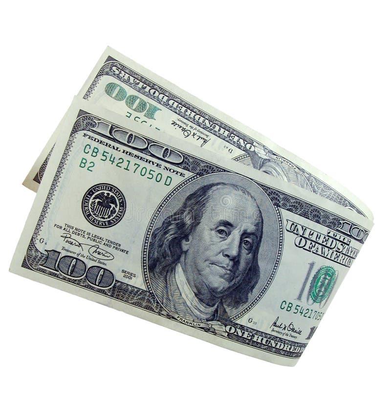 200 dólares imágenes de archivo libres de regalías