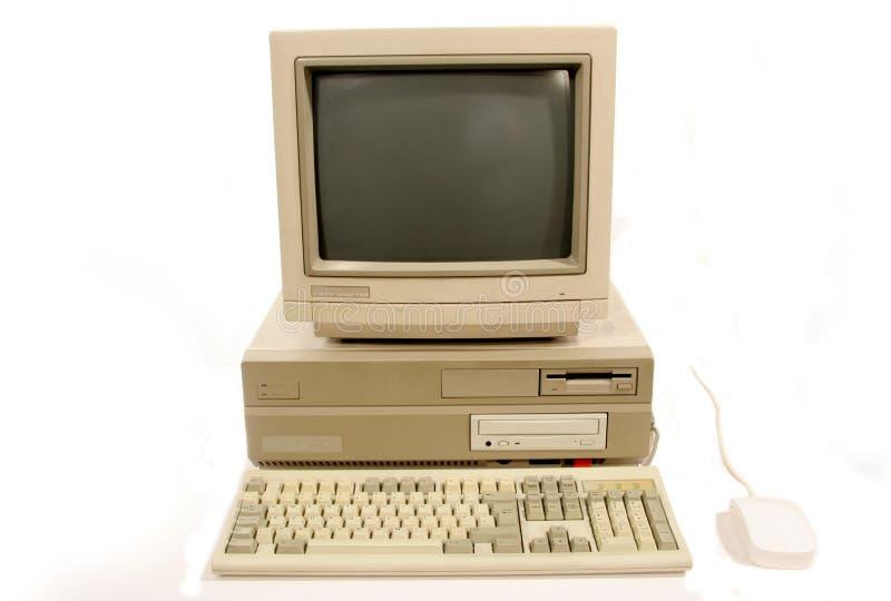2000 Amiga komputer obraz royalty free