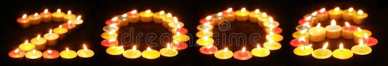 2006 świec obrazy royalty free