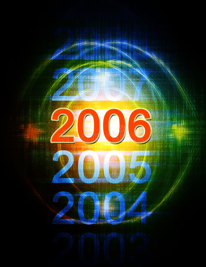 Download 2006 ilustração stock. Ilustração de vermelho, extremidade - 106650