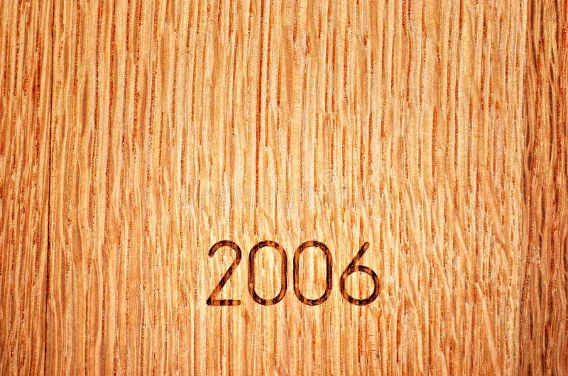 2006 amerykanina wino lufowy dębowy zdjęcie royalty free