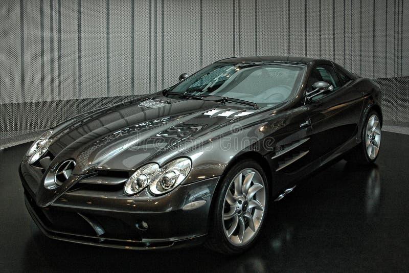 2007 Mercedes Benz SLR McLaren royalty free stock photo