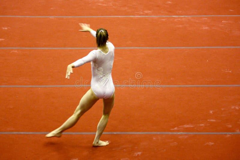 2008 μεγάλο γυμναστικό Μιλάνο prix στοκ φωτογραφία