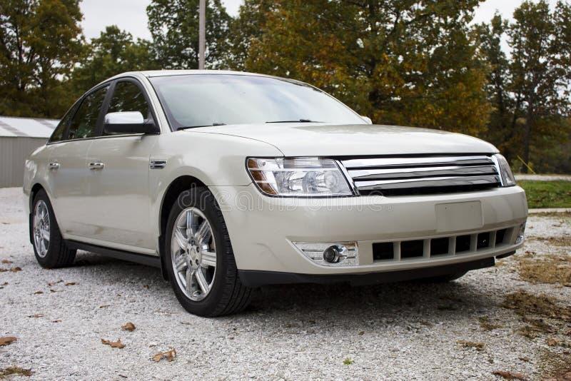 2008 με τέσσερις πόρτες φορείο της Ford Taurus στοκ εικόνες