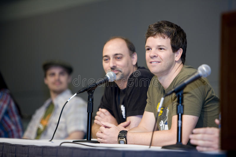 2008 Anime Expo 8794 Editorial Stock Image