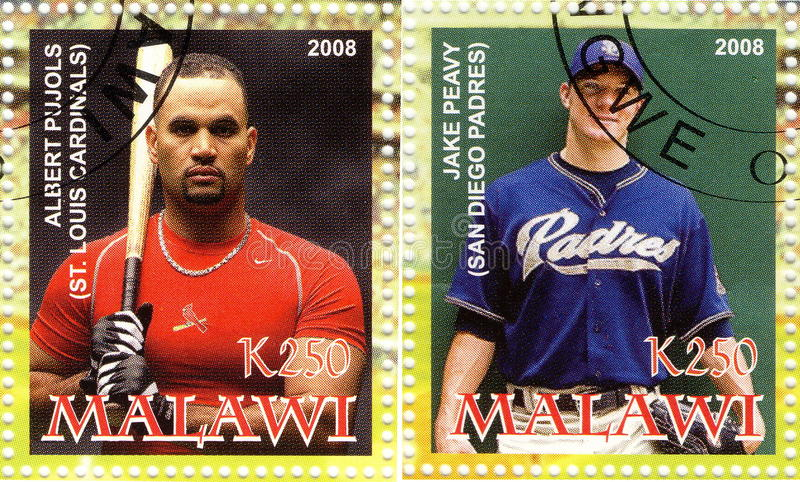 Download 2008 best baseball players editorial photo. Image of jake - 11530296
