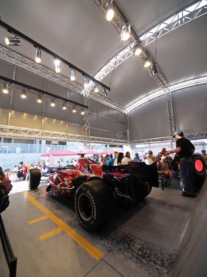 2008 F1 Grand Prix in Catalunya stock photos