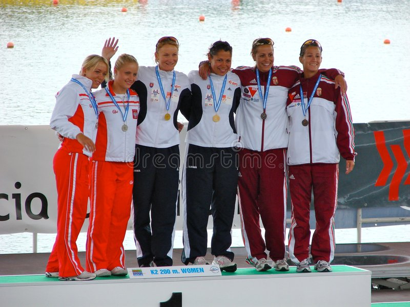 Download 2008 Flatwater European Championships Editorial Photography - Image: 5248742
