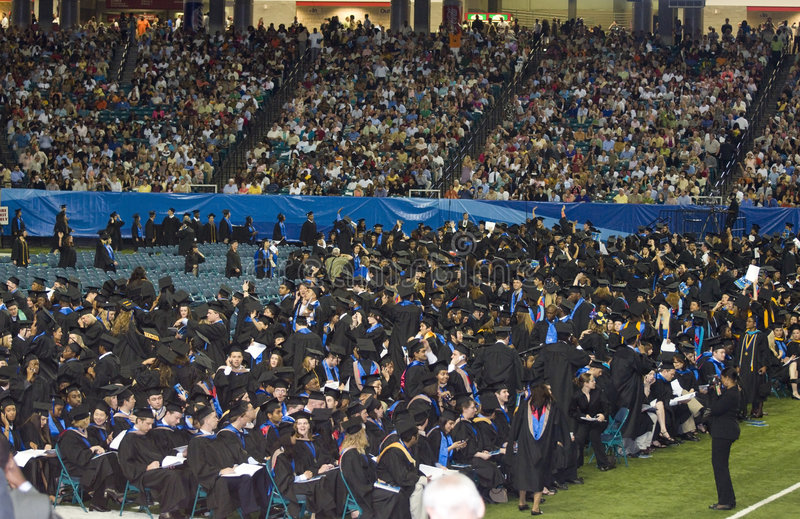 Download 2008 Georgia State University Graduation Ceremony Editorial Photo - Image: 5132406