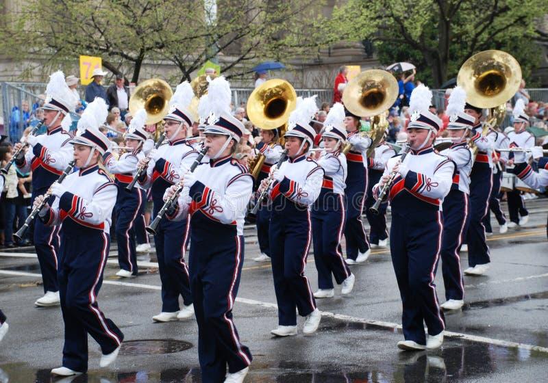 2008 National Cherry Blossom Parade. stock photos