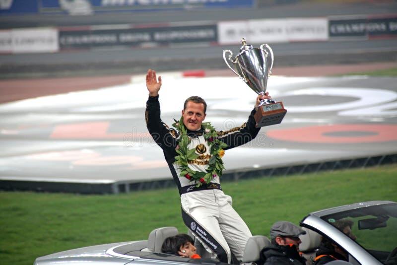 2009个冠军比赛 免版税库存照片