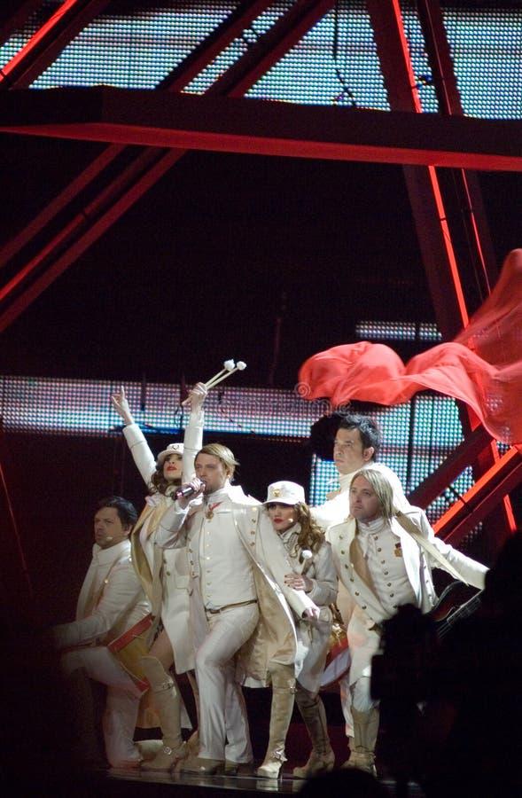 2009年bosna欧洲hercegovina我雷日纳远见 库存图片