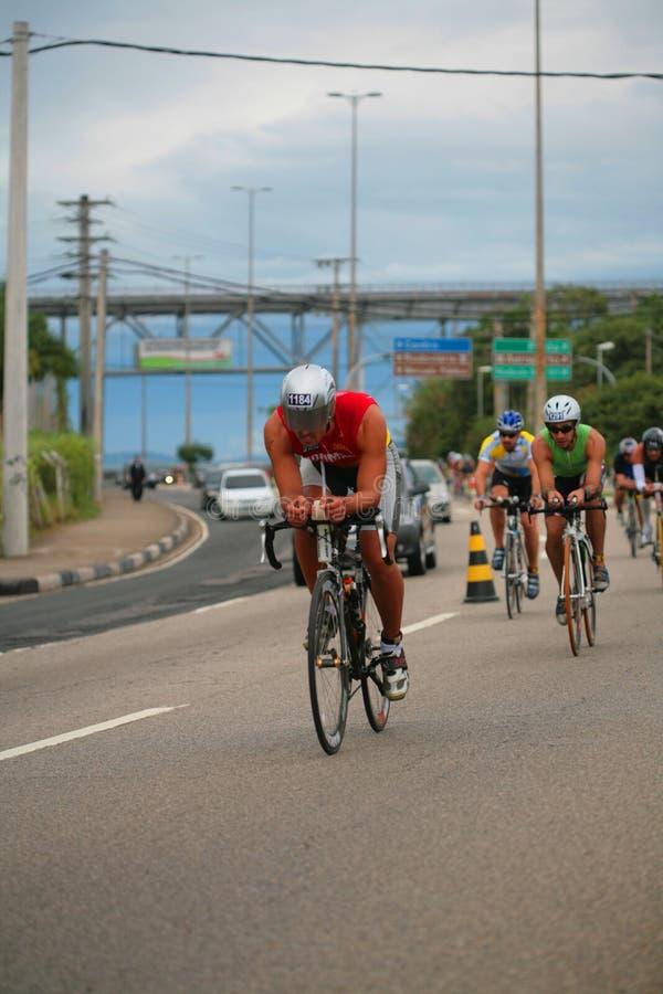 2009 Βραζιλία ironman στοκ εικόνα