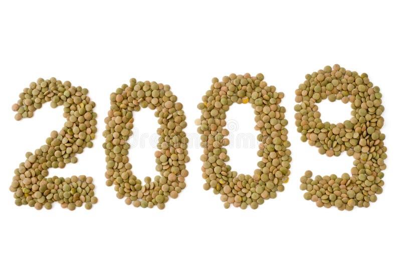 2009 obrazy stock