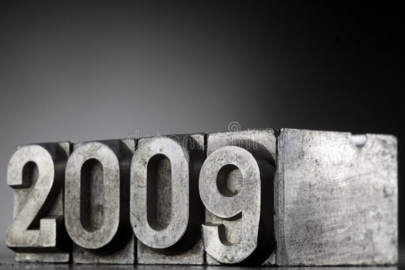 2009 photographie stock