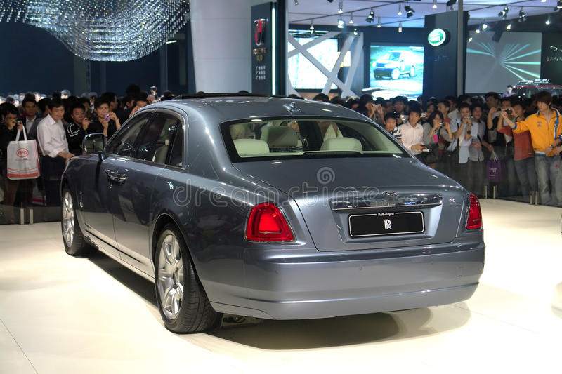 Download 2009 auto-show Guangzhou editorial stock photo. Image of coupe - 12073263