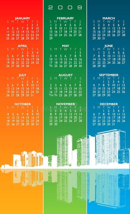 Free 2009 Calendar Stock Photos - 6567513