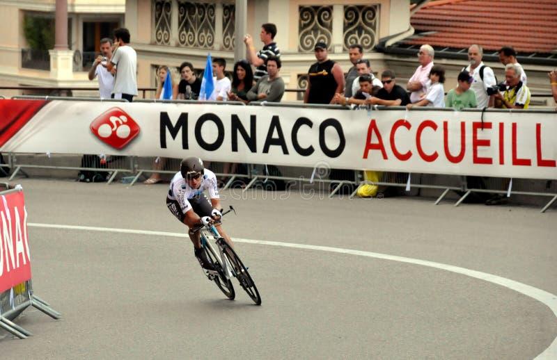 2009 de法国摩纳哥浏览 免版税库存图片