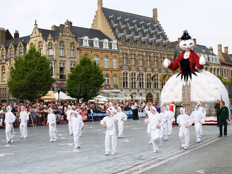 2009 Festival van de Katten stock foto's