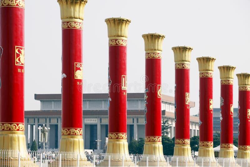 2009 kinesiska dagnational royaltyfri foto