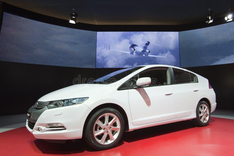 2009 klarowności fcx Geneva Honda motorowy przedstawienie zdjęcie stock