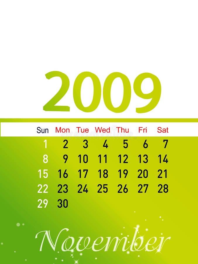 2009 Listopad ilustracji