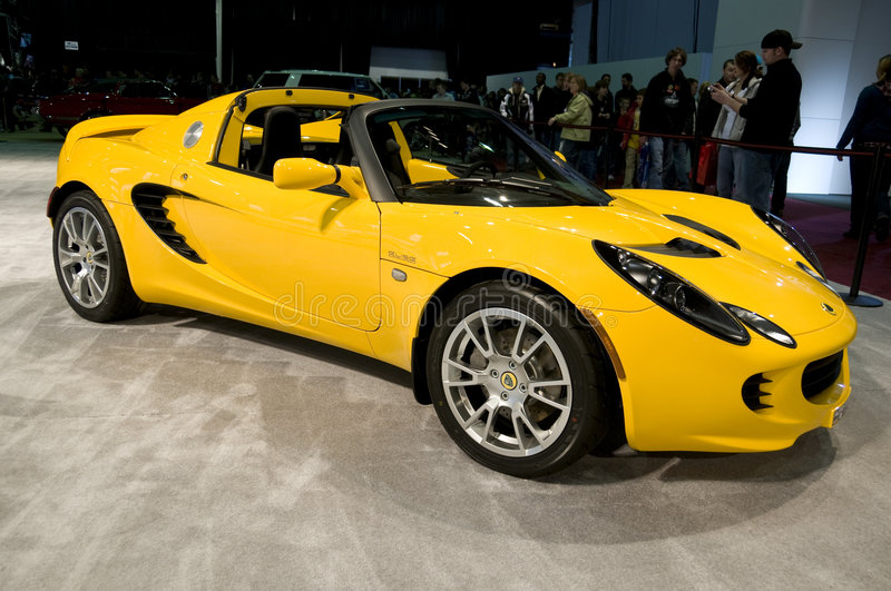 Download 2009 Lotus Elise SC editorial photography. Image of compact - 8670012