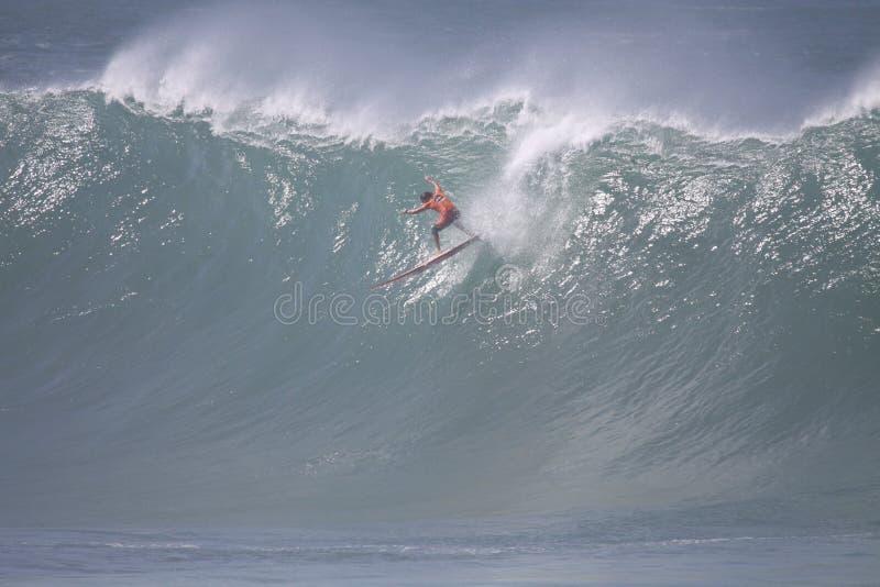 2009 Quicksilver Eddie Aikau Big Wave Event royalty free stock photos