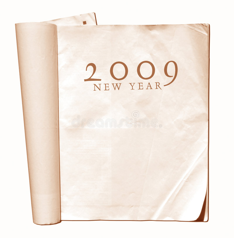 2009 rok obraz royalty free