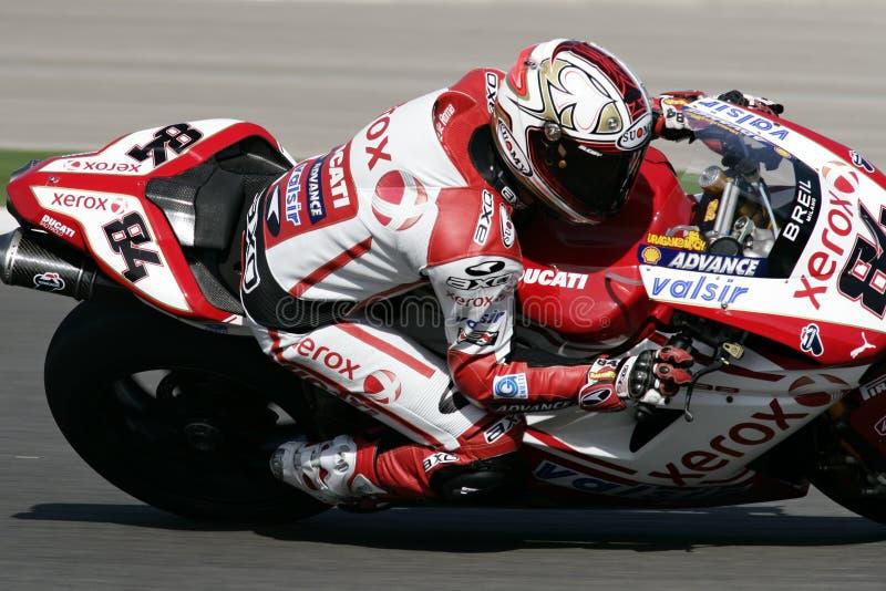 2009 Superbikes Obraz Stock Editorial