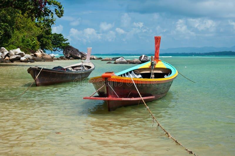 2010年海岛11月普吉岛 库存照片