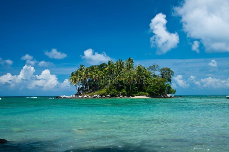 2010年海岛11月普吉岛 免版税库存照片
