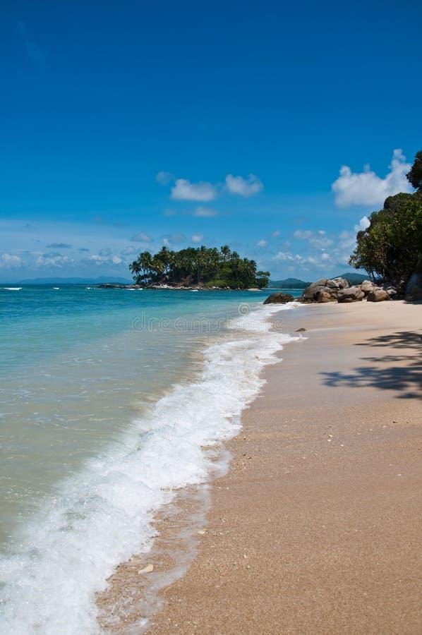 2010年海岛11月普吉岛 免版税库存图片