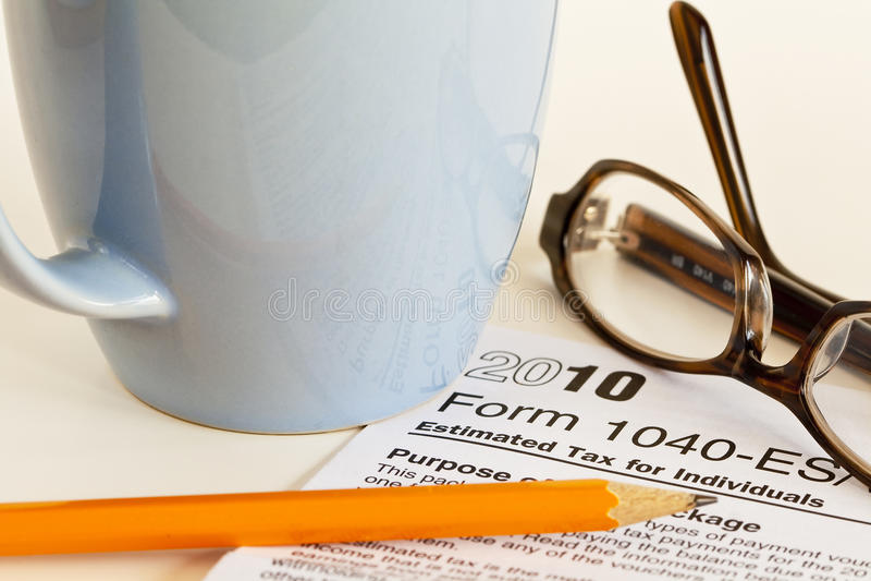 2010 φόροι στοκ φωτογραφία με δικαίωμα ελεύθερης χρήσης